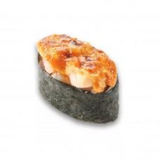 Суши запеченные с Креветкой (1 шт)
