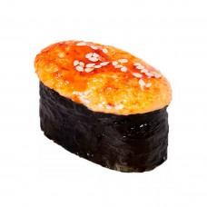 Суши запеченные с Лососем (1 шт)