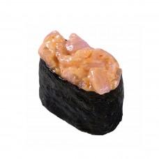 Суши запеченные с Окунем (1 шт)