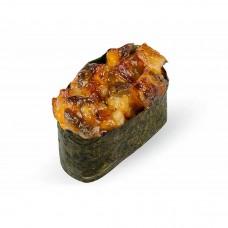 Суши запеченные с Угрем (1 шт)